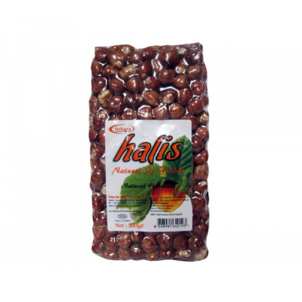 500g Raw Hazelnut
