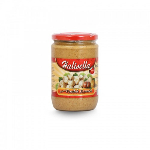 640g Halisella Hazelnut Paste